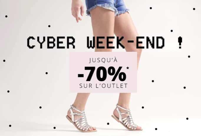 Outlet Eram : jusqu'à -70% pour le Cyber Week-End