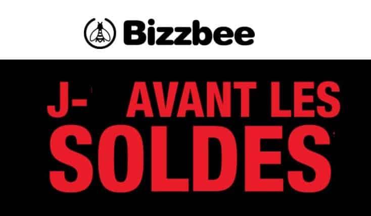 Préparation soldes d'été Bizzbee