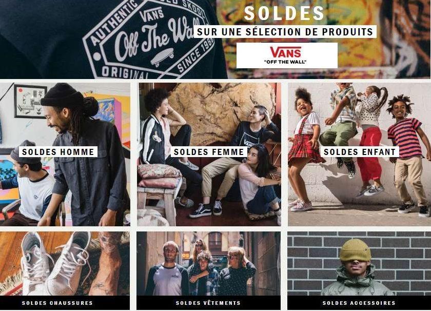 Soldes Vans jusqu'à -50% et livraison gratuite - site officiel