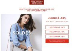 Promo aquaboulevard carrefour partir de 7 50 euros l - Comptoir des cotonniers soldes en ligne ...