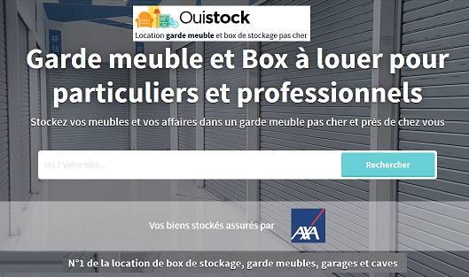 Malin : louez vos caves, garages…  / louez moins cher un box de stockage entre particuliers