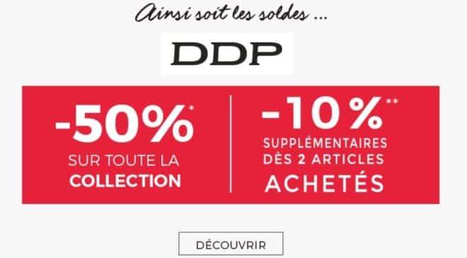 remise en plus sur les soldes DDP