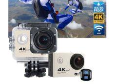 31,12€ la caméra Sport 4K Full HD Wi-Fi Tekcam F60R (capteur Sony)