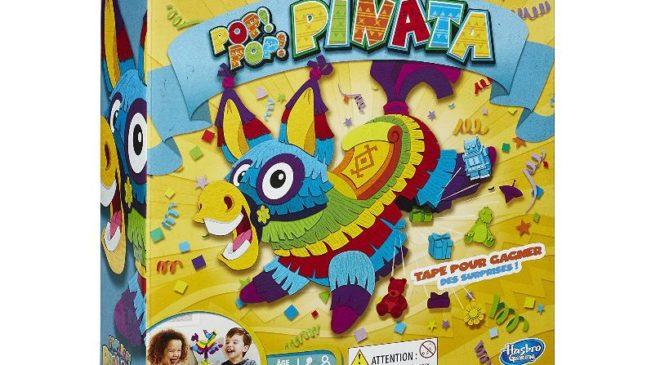 4,34€ le jeu Pop Pop Pinata de Hasbro