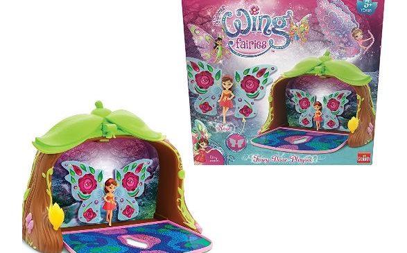 6€ la Porte Magique Shimmer Wing Fairies Goliath