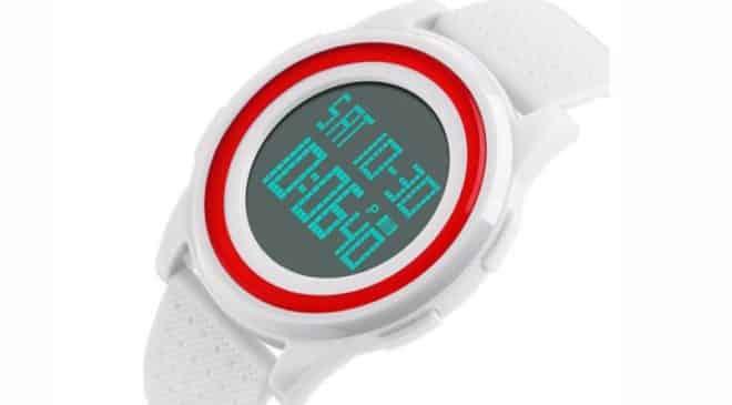 8€ la montre sport étanche SKMEI digital