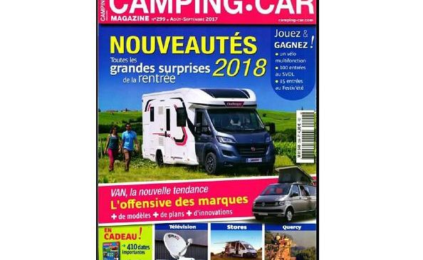 abonnement camping car magazine pas cher 24 les 11n. Black Bedroom Furniture Sets. Home Design Ideas