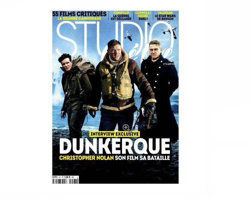 Abonnement Studio Cine Live Magazine pas cher