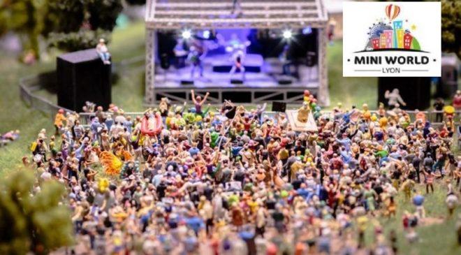 Billet Mini World Lyon pas cher ! 6€ au lieu de 10€ (adulte 9,9€ au lieu de 16€) – parc de miniatures animées