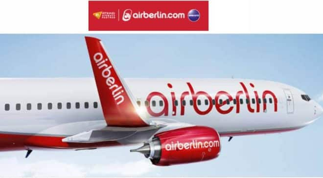 Bon de reduction Airberlin