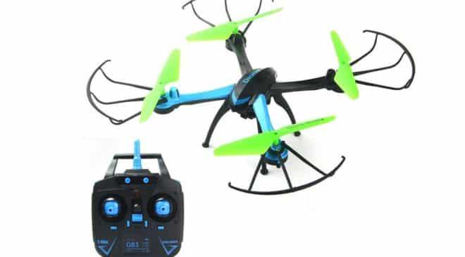 mini drone jjrc h98 avec camera pas cher 18 21 port. Black Bedroom Furniture Sets. Home Design Ideas