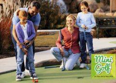 Mini-golf du Parc de la tete d'or moins cher