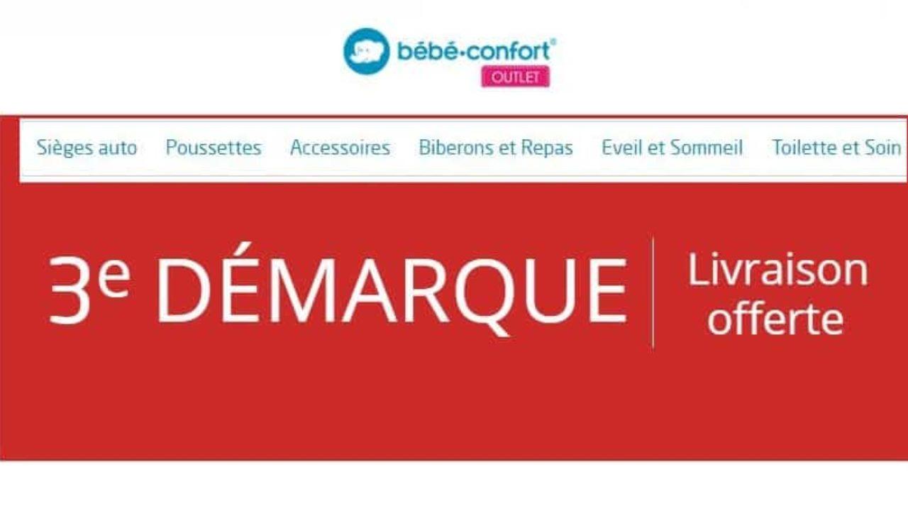 d31dcbaf16cb Nouvelle démarque soldes Outlet Bébé Confort + livraison gratuite