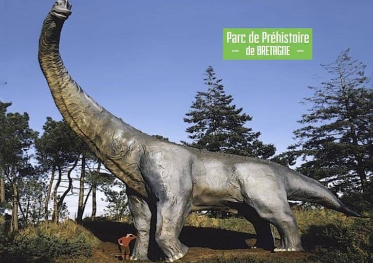 Parc de Préhistoire de Bretagne pas cher