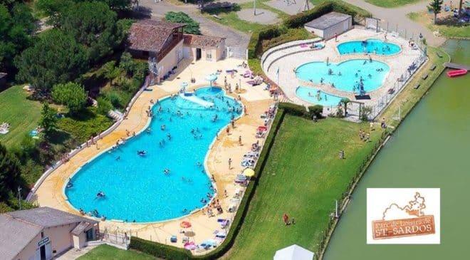 Parc de loisirs de Saint-Sardos moitié prix