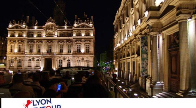 Lyon City BUS nocturne pas cher