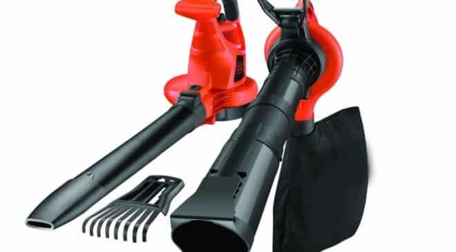 Remise de 30% sur les outils de jardin de marque Black&Decker