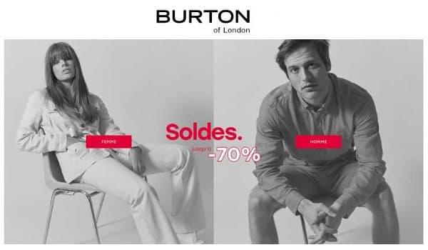 Soldes Burton Jusqu'à 70% Et 10% Supplémentaires