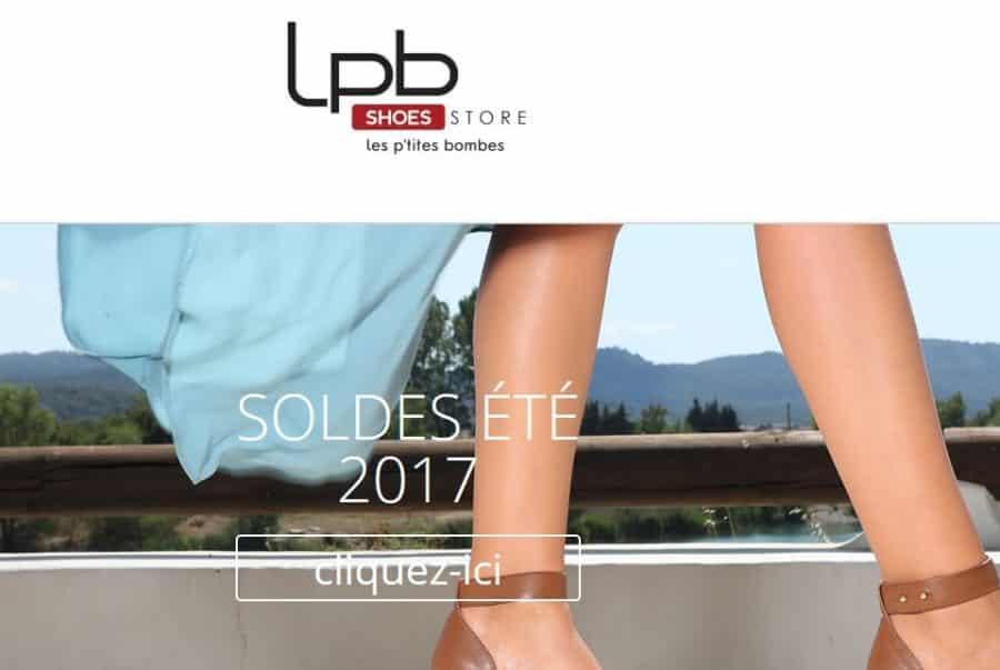 Soldes lpb shoes 10 de remise d s 50 valable soldes - Code promo mister auto frais port offert ...