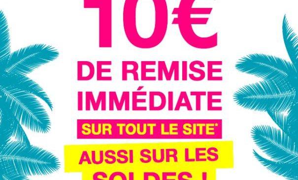 Soldes MisterGoodDeal : 10€ de remise pour 99€