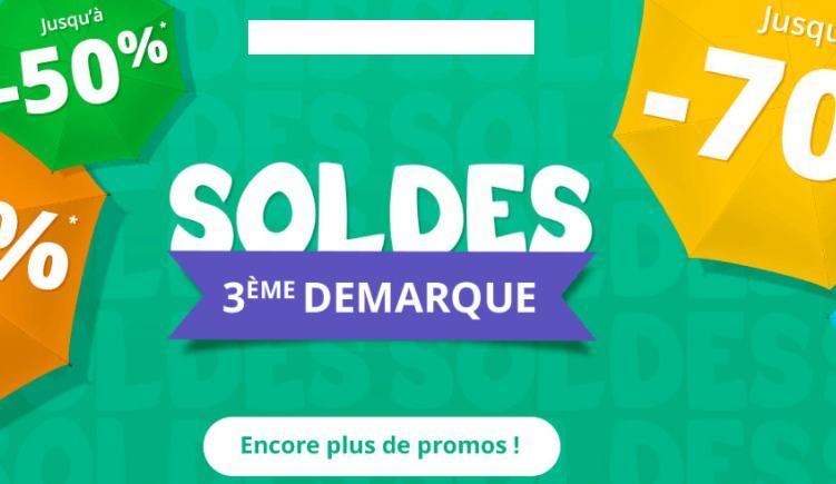 Reprise de votre ancien cartable 10 euros chez auchan - Soldes troisieme demarque ...