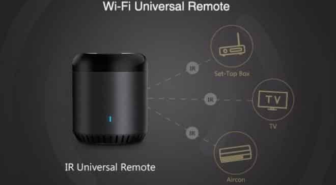 Wi-Fi RM mini3 de Broadlink