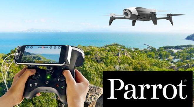 bon d'achat site Parrot