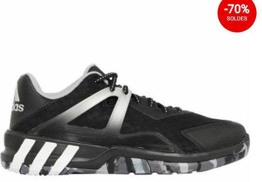 chaussures de baskets Adidas Crazyquick 3.5 homme en soldes