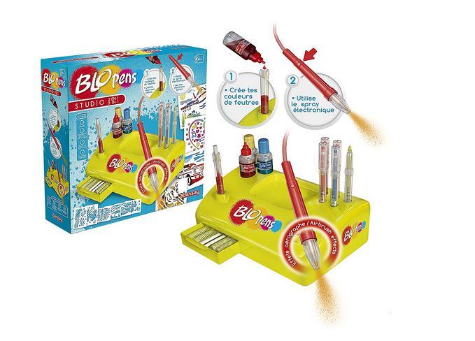 kit de loisirs créatifs Blopens Studio 2 En 1 Lansay