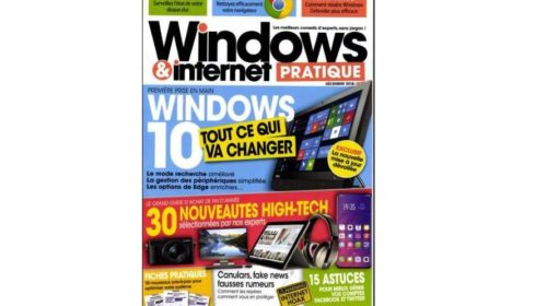 Abonnement Windows & Internet pratique magazine pas cher