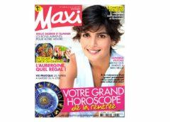Abonnement magazine Maxi pas cher : 39,9€ l'année (hebdo 52N°) au lieu de 83€