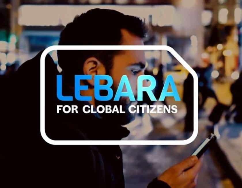 Carte Sim gratuite et communication à prix réduit avec Lebara mobile