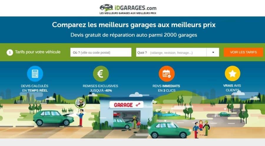 malin comparez en ligne les meilleures offres des garages et conomisez entretien r vision. Black Bedroom Furniture Sets. Home Design Ideas