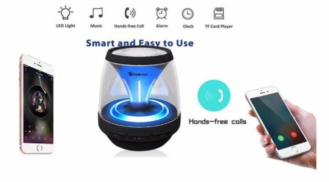 Concours : Mini-enceinte Bluetooth 3 en 1 à gagner