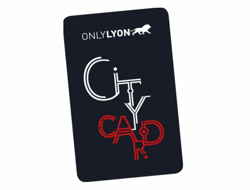 Pass Lyon City Card à 15€