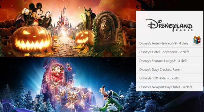 Vente Disneyland Paris : jusqu'à -35% sur les séjours (+ demi-pension offerte)  !