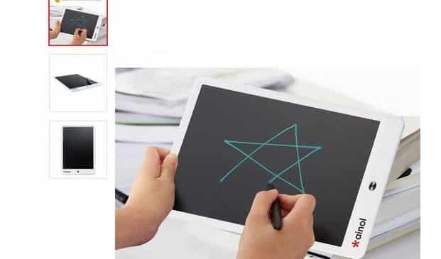tablette ardoise numerique 10 pouces