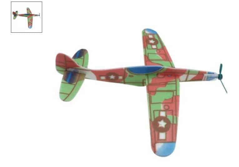 0,08€ la maquette d'avion