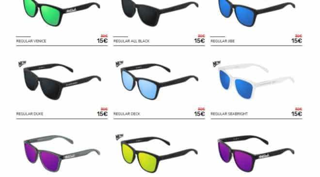50% sur toutes les lunettes de soleil Northweek