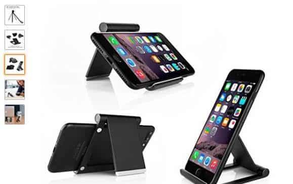 6,99€ le support aluminium pour iPhone et Smartphone