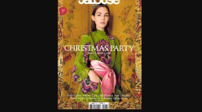 Abonnement magazine Jalouse pas cher