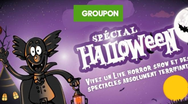 Billet d'entree pas cher Magicpark Land - Halloween