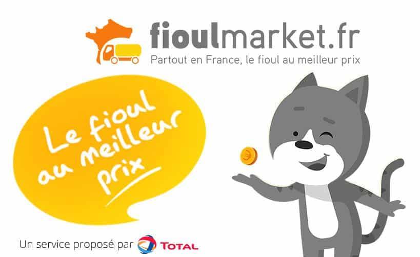 Bon d'achat Fioulmarket