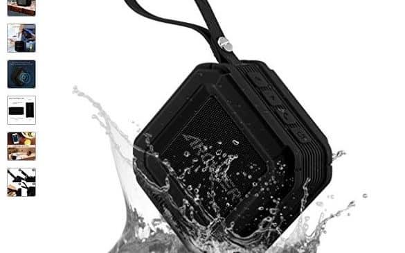 Enceinte Antichoc Waterproof Bluetooth ARCHEER à gagner