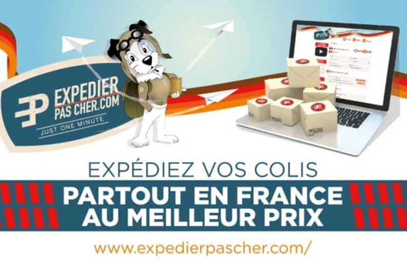 Envoi de colis pas cher : 18,9€ le colis (jusqu'à 5kg) en 24h en France avec ExpedierPasCher