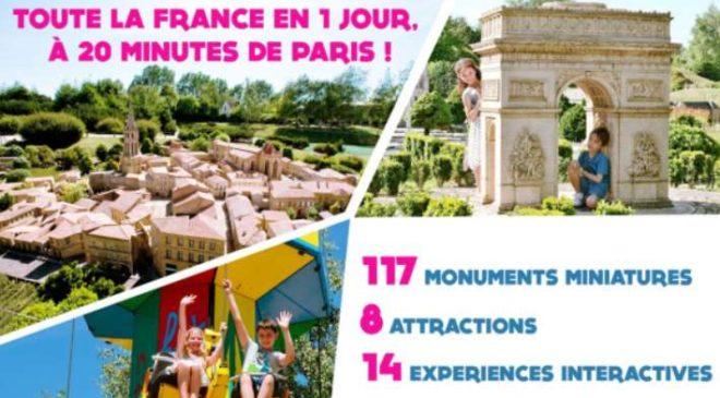 France Miniature à tarif réduit
