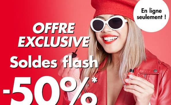 Vente flash Forever 21