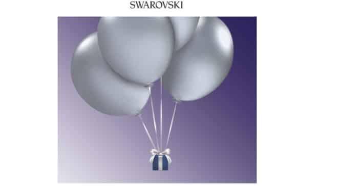 Vente flash Outlet Swarovski