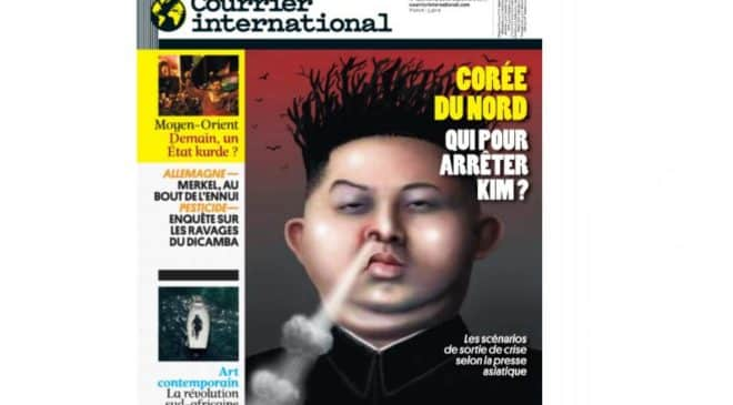 magazine Courrier international gratuit