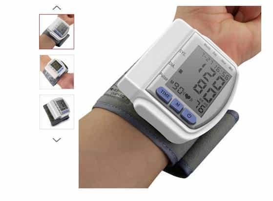 tensiomètre électronique pas cher